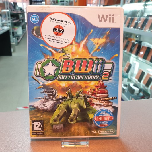 Battalion Wars 2 - Joc Nintendo WII