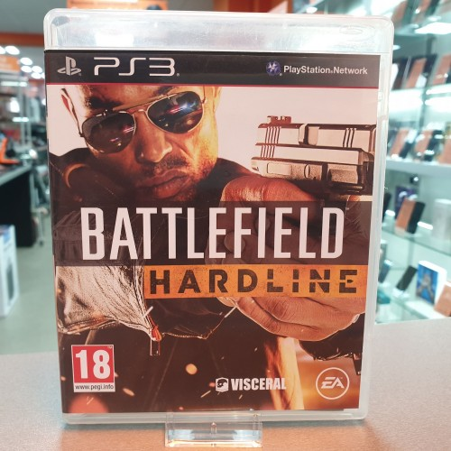 Battlefield - Hardline - Joc PS3