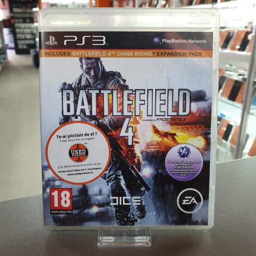 Battlefield 4 - Joc PS3