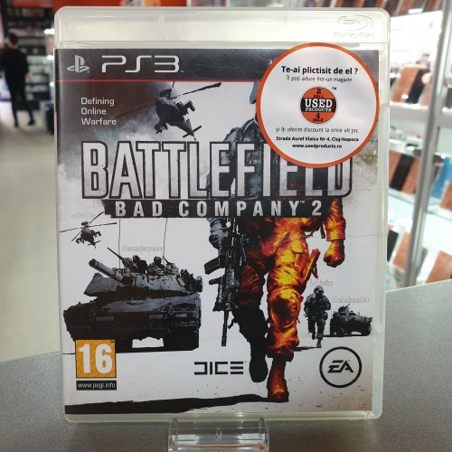 Battlefield Bad Company 2 - Joc PS3