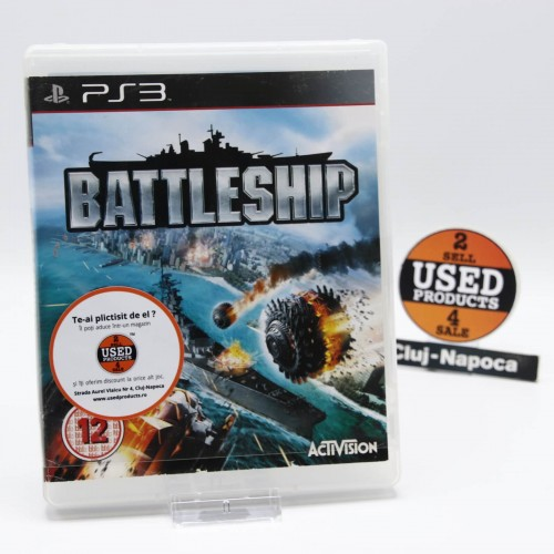 Battleship - Joc PS3