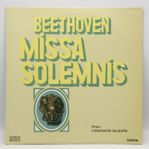 Beethoven - Missa Solemnis - Filarmonica George Enescu - Disc Vinil