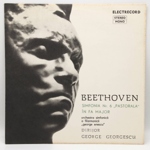 Beethoven Simfonia 6 - Filarmonica Enescu - Disc vinil