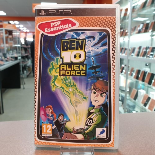 Ben 10 Alien Force - Joc PSP