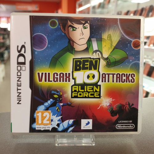 Ben 10 Alien Force Vilgax Attacks - Joc Nintendo DS