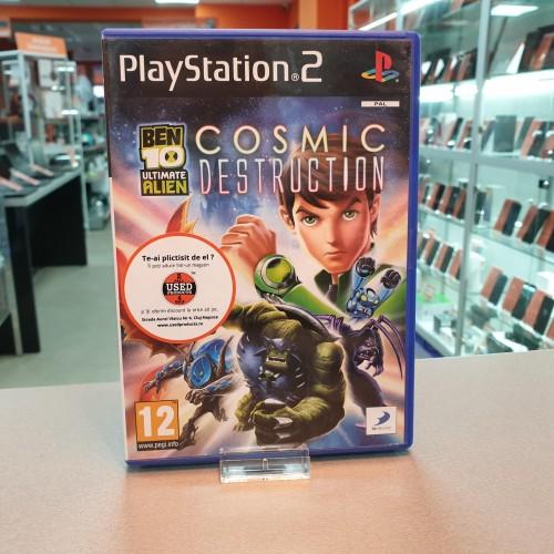 Ben 10 Ultimate Alien Cosmic Destruction - Joc PS2