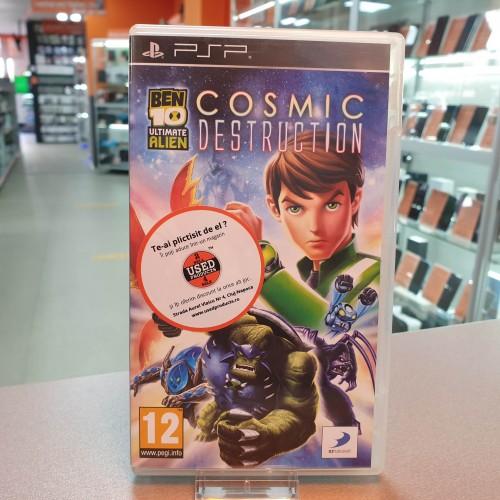 Ben 10 Ultimate Alien Cosmic Destruction - Joc PSP