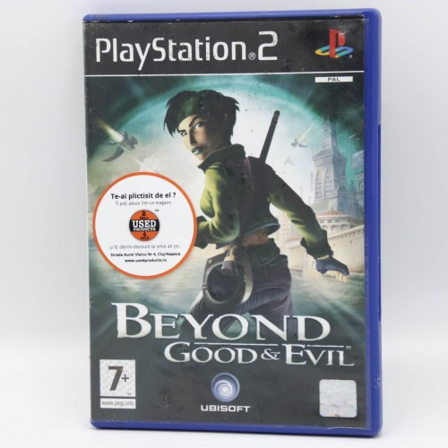 Beyond Good & Evil - Joc PS2