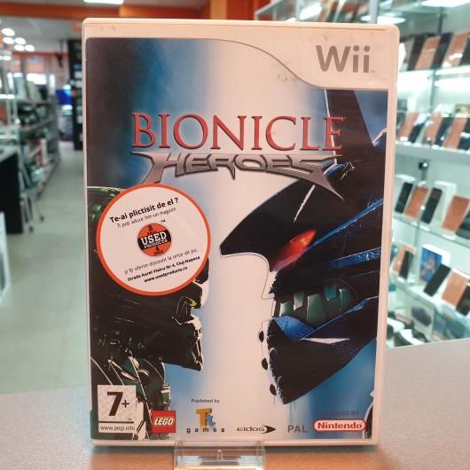 Bionicle Heroes - Joc WII