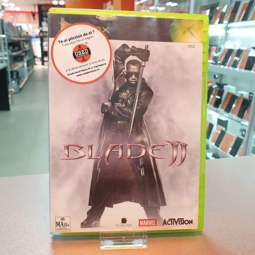 Blade II - Joc Xbox Classic