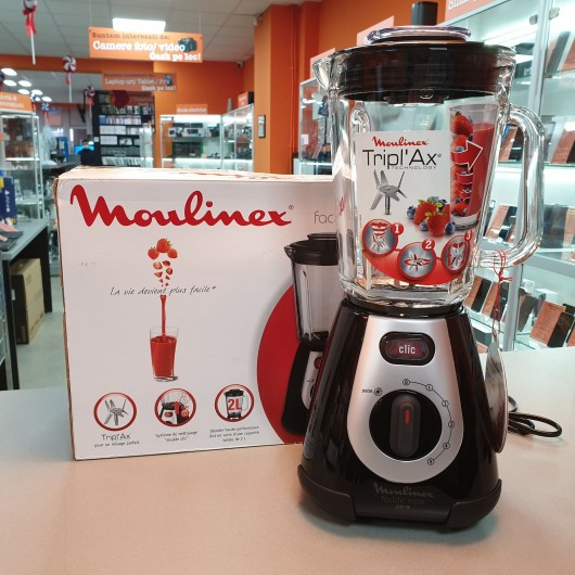 Blender Moulinex Faciclic Maxi LM233A10 600W