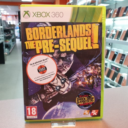 Borderlands The Pre-Sequel - Joc Xbox 360