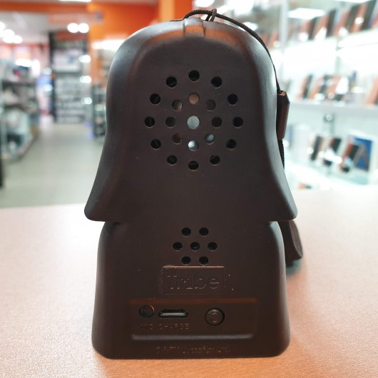 Boxa Portabila Bluetooth Tribe Darth Vader