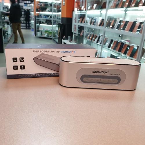 Boxa portabila Innovation Rapsodia 301, Bluetooth, Radio FM, SD Card