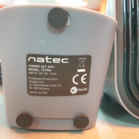 Boxe Audio Natec Tetra