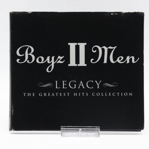 Boyz II Men Legacy The Greatest Hits Collection - CD Audio
