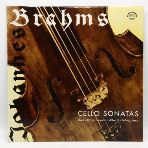 Brahms - Sonate pentru violoncel - Disc vinil