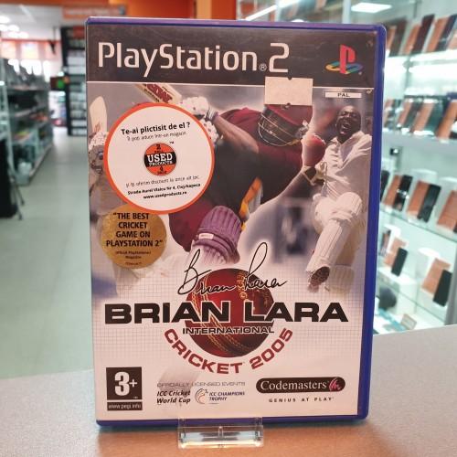 Brian Lara Intrenational Cricket 2005 - Joc PS2