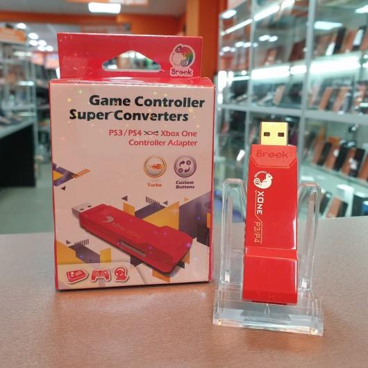 Brook Super Converters - Adaptor Controller PS3 /PS4 la Xbox ONE