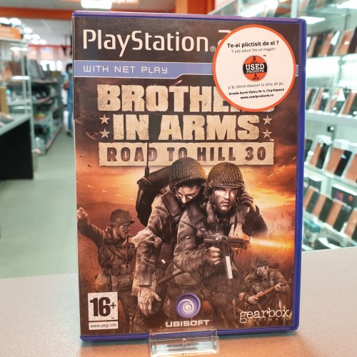 Brothers in Arms Road to Hill 30 - Joc PS2