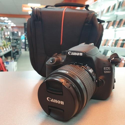 Aparat Foto Canon EOS 1200D + Obiectiv 18-55 mm
