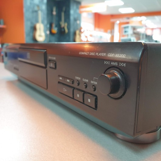 CD-Player Sony CDP-XE200