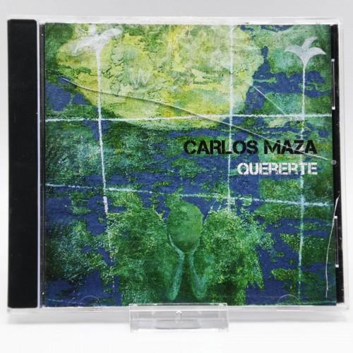 Carlos Maza Quererte - CD Muzica