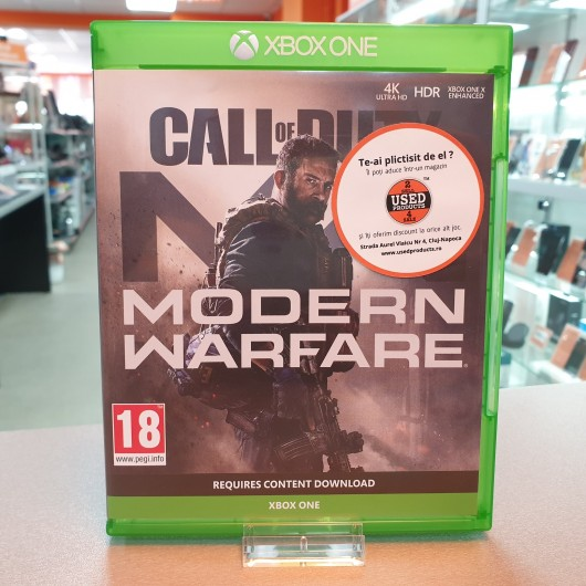 Call Of Duty - Modern Warfare - Joc Xbox ONE