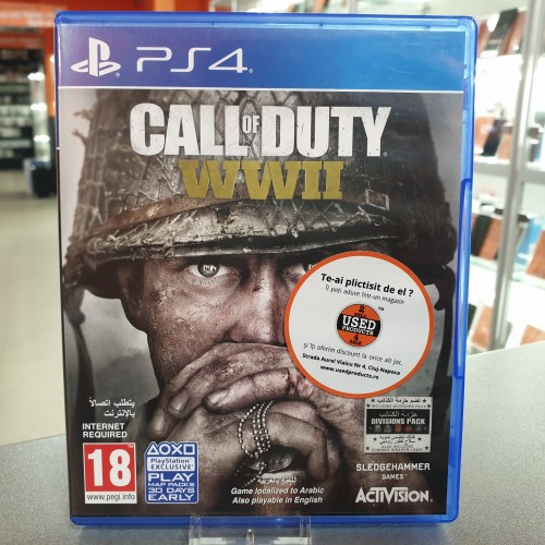 Call Of Duty WWII - Joc PS4