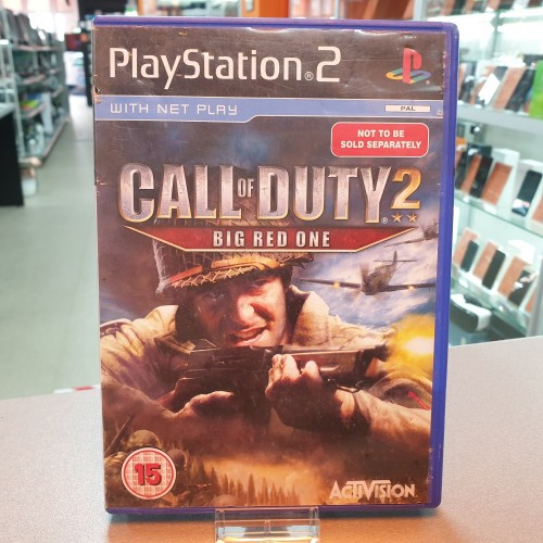 Call of Duty 2: Big Red One - Joc PS2
