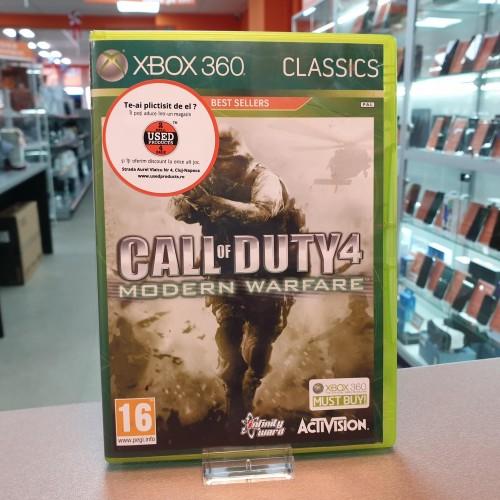 Call of Duty 4 Modern Warfare - Joc Xbox 360