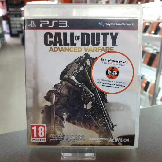 Call of Duty Advanced Warfare - Joc PS3