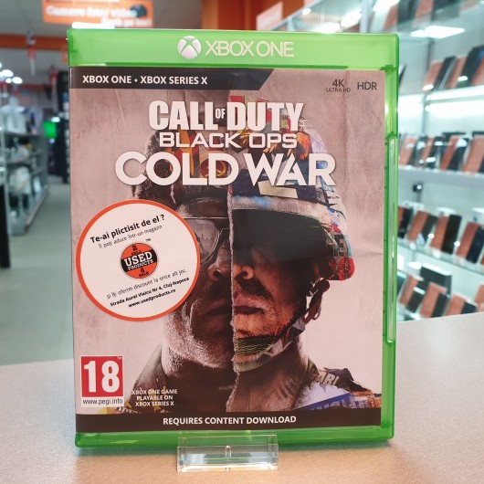 Call of Duty: Black OPS Cold War - Joc Xbox ONE