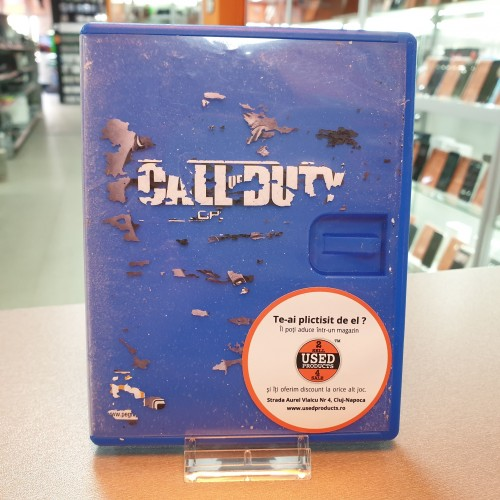 Call of Duty Black Ops Declassified - Joc PS Vita