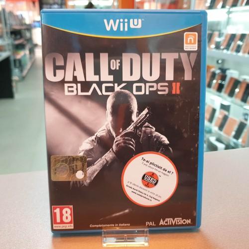 Call of Duty Black Ops II - Joc Wii U