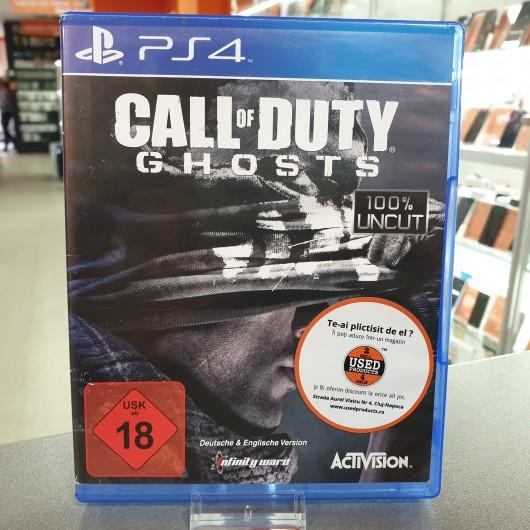 Call of Duty Ghosts - Joc PS4