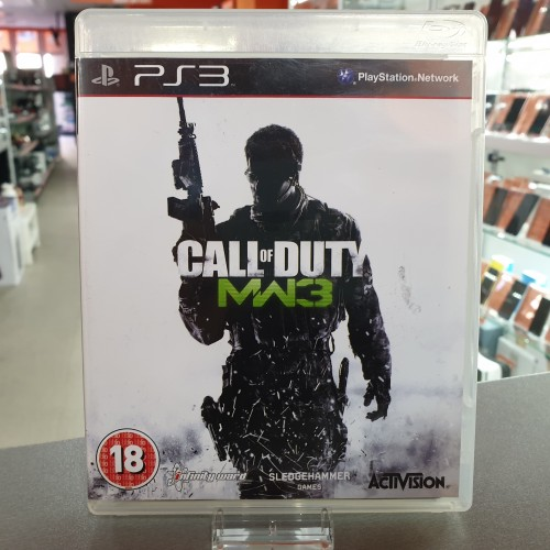 Call of Duty Modern Warfare 3 - Joc PS3