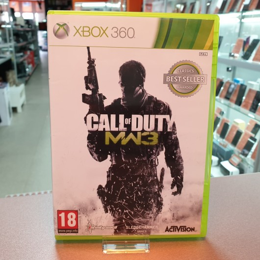 Call of Duty Modern Warfare 3 - Joc Xbox 360