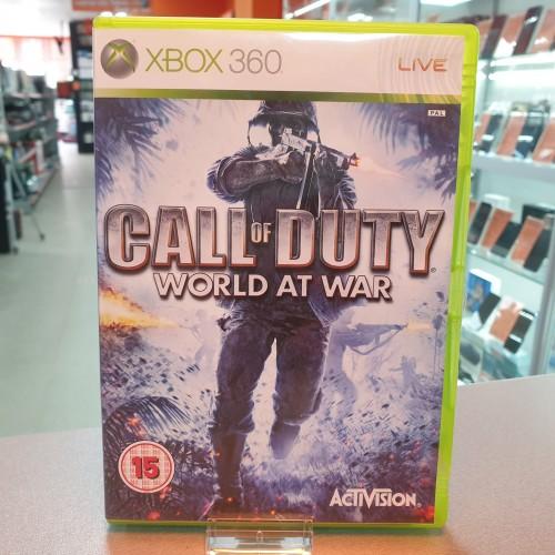 Call of Duty World at War - Joc Xbox 360