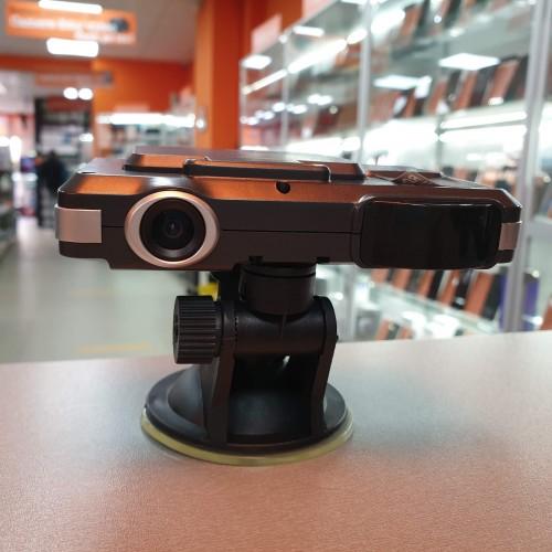 Camera 3 in 1 - Radar Detector + DVR Camera - STR8500