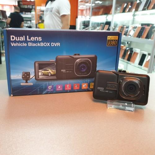 Camera Auto Dual Lens BlackBox DVR
