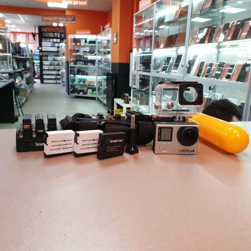 Camera de actiune GoPro Hero 4 Black