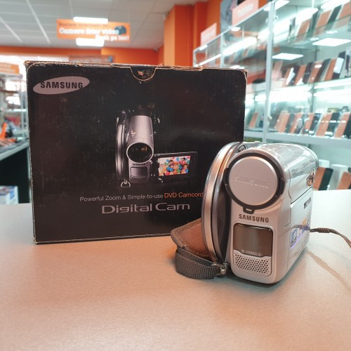 Camera Video Digitala Samsung VP-DC161