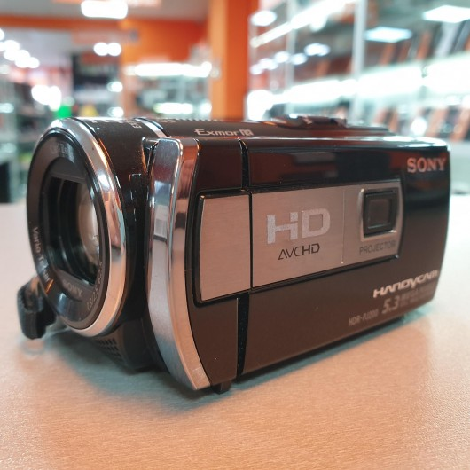 Camera Video Sony HDR-PJ200E
