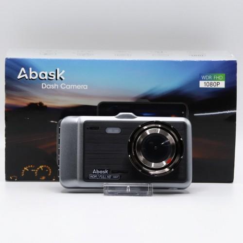 """Camera auto DVR Abask Q40S, HD, 4"""", 2 Mp"""