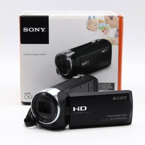 Camera video Sony HandyCam HDR-CX240E