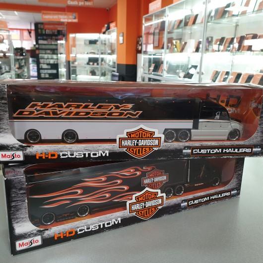Camion Harley-Davidson Custom Haulers Maisto 1/64