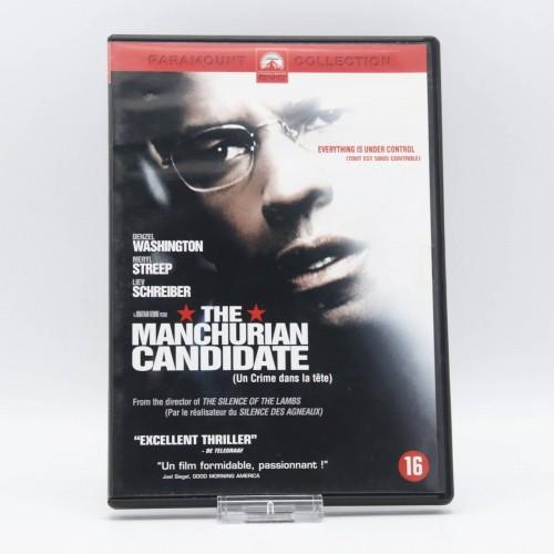 Candidatul Manciurian / The Manchurian Candidate - Filme DVD
