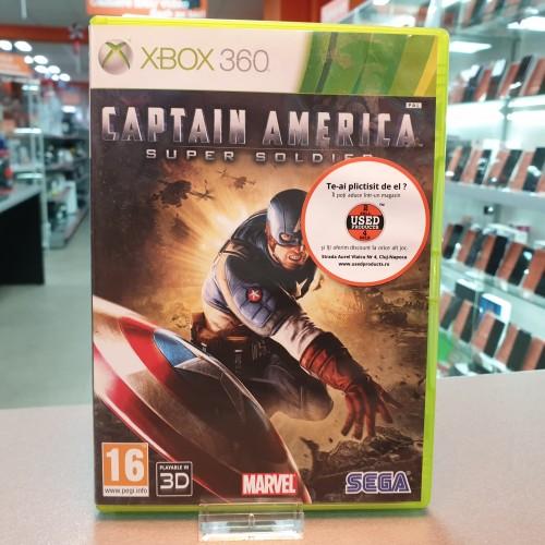Captain America Super Soldier - Joc Xbox 360