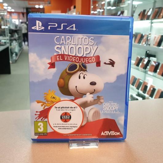 Carlitos Y Snoopy El VideoJuego - Joc PS4